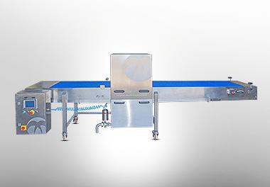 Sanitising Conveyor & Sanitiser