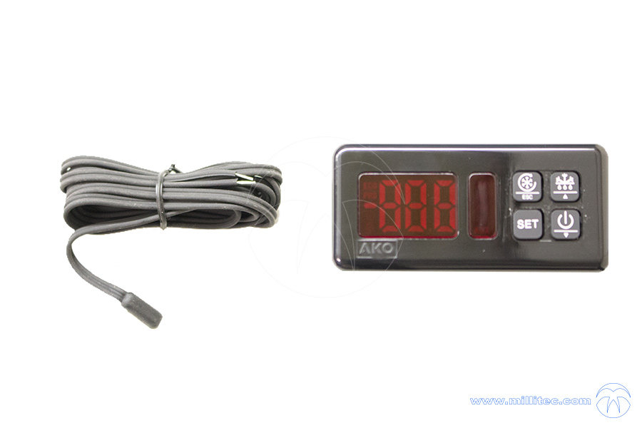 Digital themostate controller and sensor