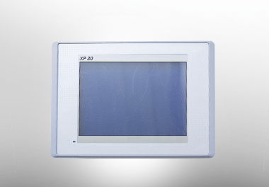 Programable touch screen