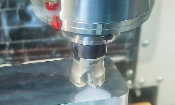 new cnc Haas machines in Millitec