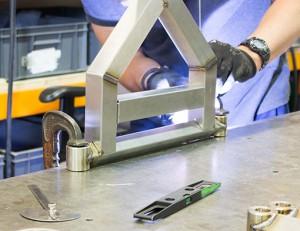 Millitec welding