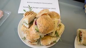 sandwich design compeition