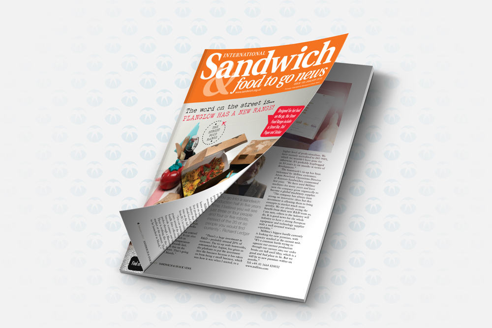 Article from International Sandwich & food to go news