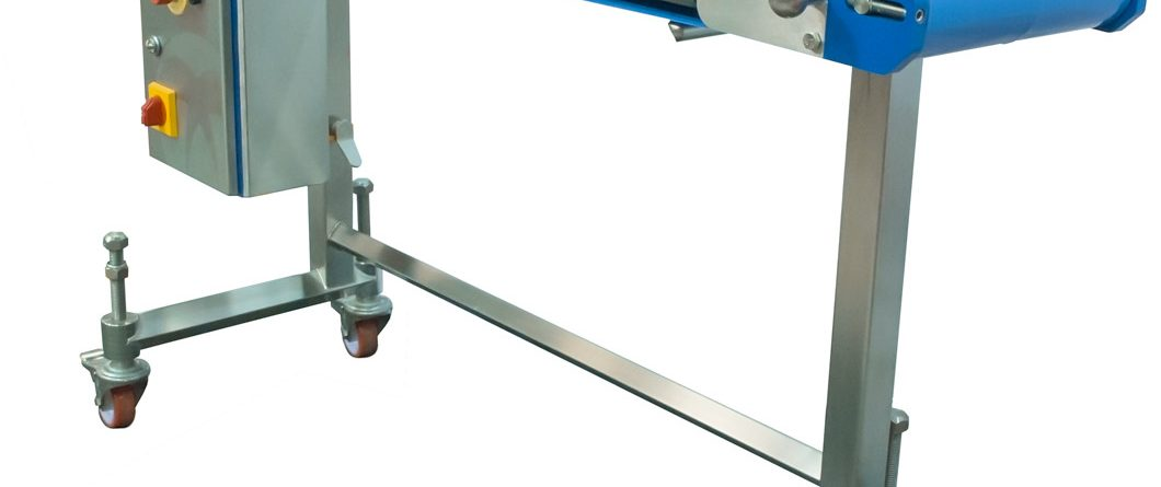 Hygienic conveyor, food conveyor