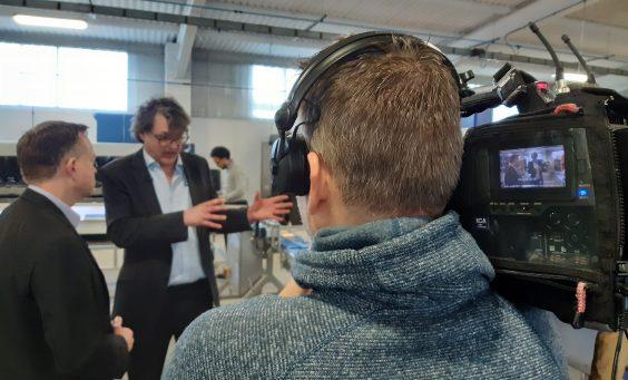 BBC at Millitec
