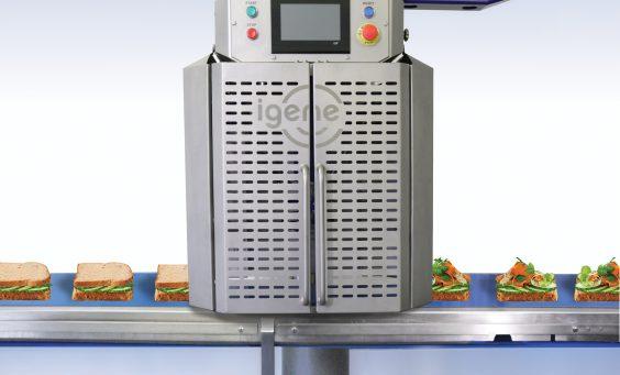 sandwich robot, robotics, food processing robots, food processing