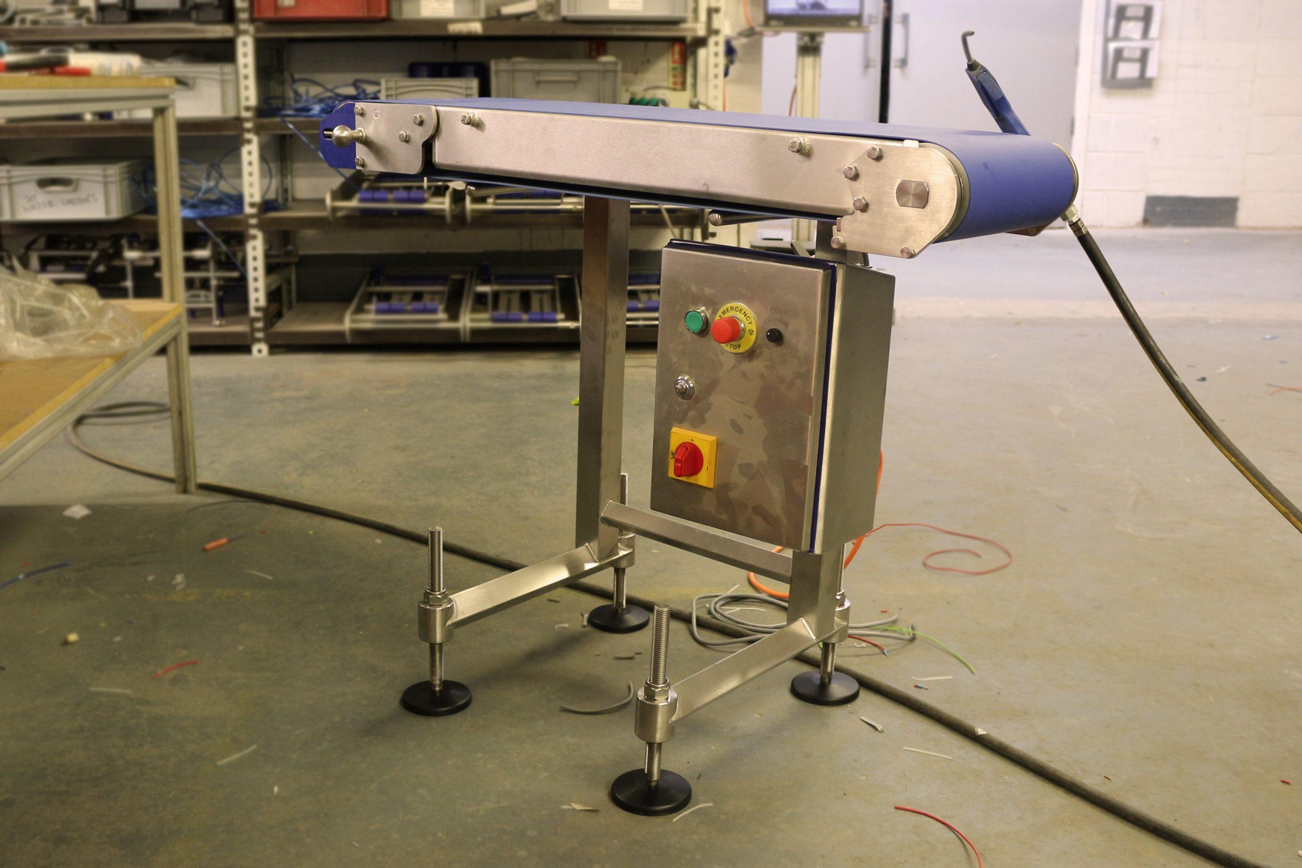 final conveyor ready to ship