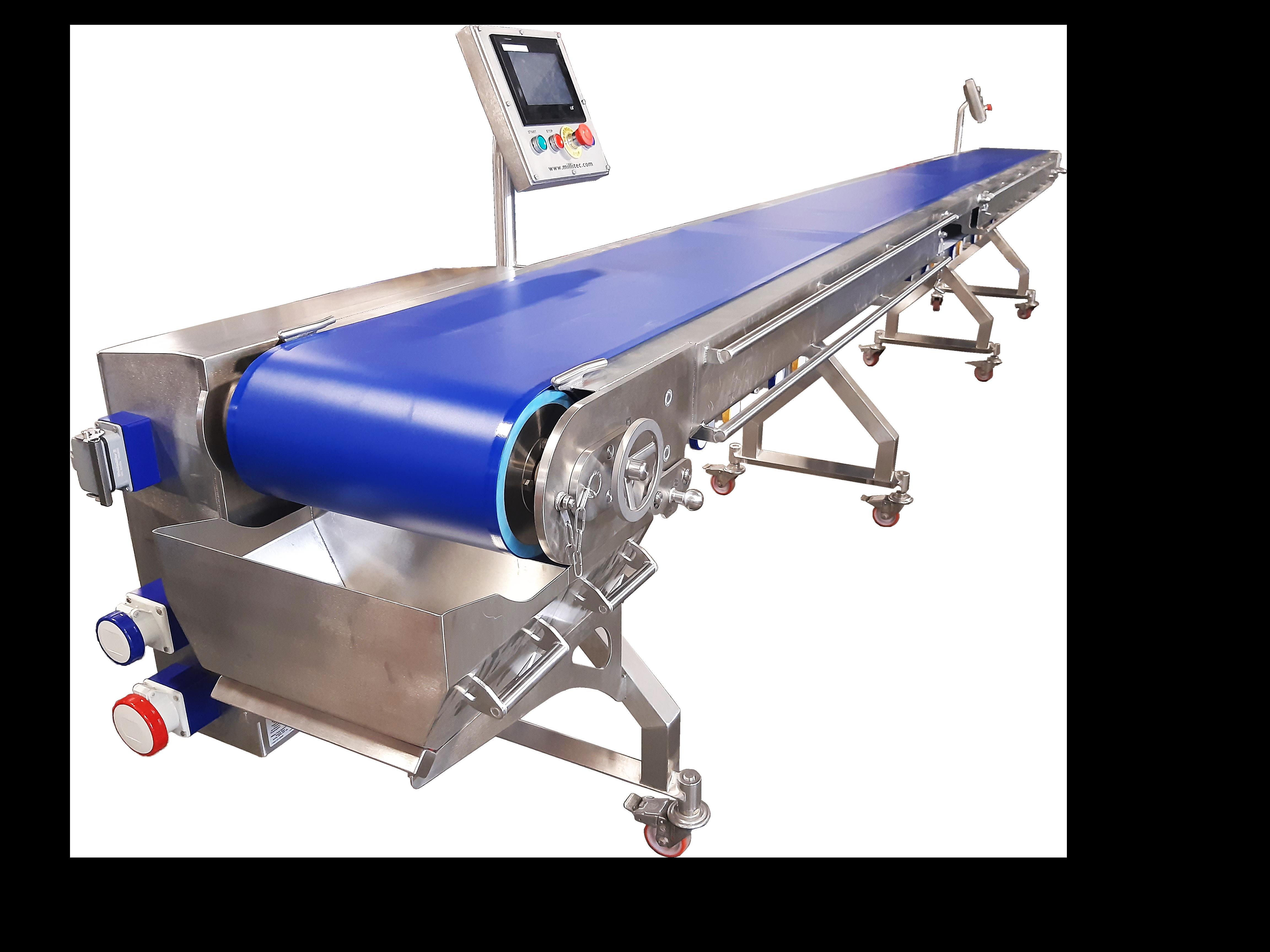 Sandwich Production Conveyor