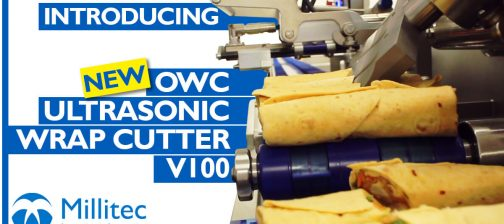Millitec's new OWC Ultrasonic Wrap Cutter V100